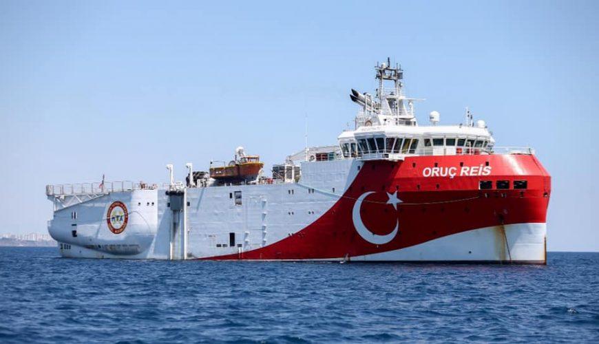ORUÇ REİS Araştırma Gemisi | Dev yatırımlar